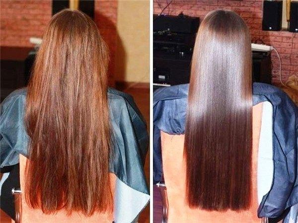 Корица для волос для роста