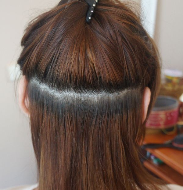 Очень быстрый рост волос