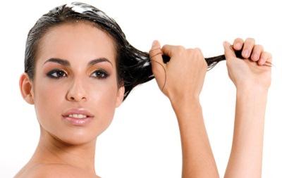 Маска для волос на ночь против выпадения