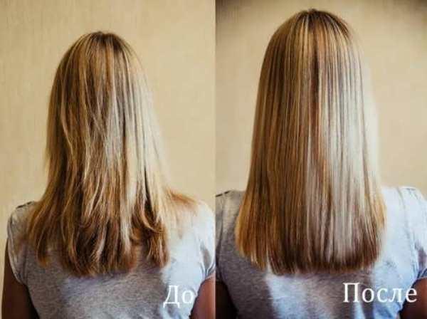 Маска для волос на основе горчицы