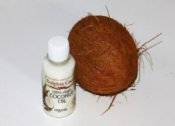Кокосовое масло от выпадения и для роста волос