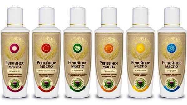 Помогает ли репейное масло для роста волос