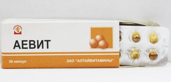 Для быстрого роста волос витамин а или е