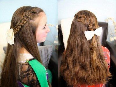Для роста волос у детей