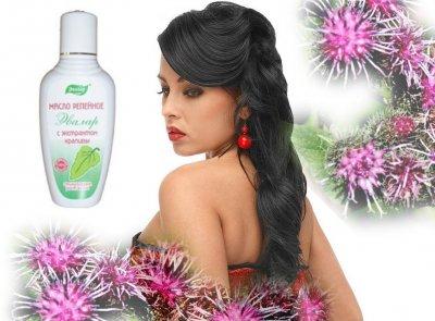 Эфирные масла от перхоти и выпадения волос