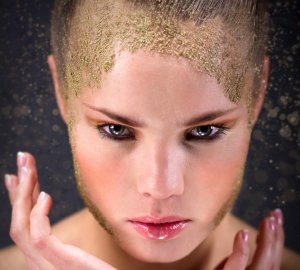Как выглядит себорея на голове фото