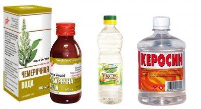 Как вывести вшей керосином в домашних условиях, как правильно его использовать в процессе обработки