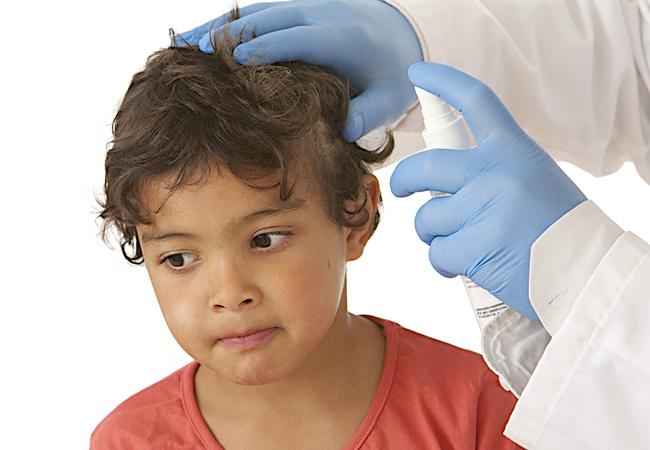 Как избавиться от вшей ребенку которому 2 года