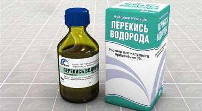 Доступное и универсальное средство для лечения педикулеза - перекись водорода от вшей и гнид