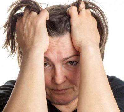 Признаки псориаза на голове