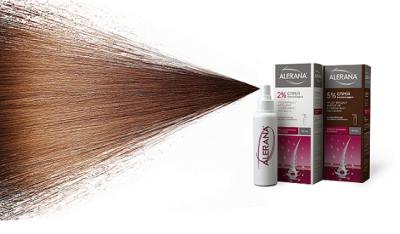 Алерана спрей против выпадения волос