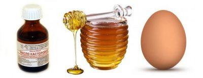 Лечение облысения у мужчин касторовым маслом