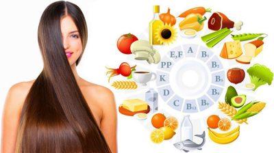 Эффективная витаминная маска от выпадения волос