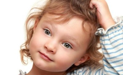 Причины возникновения вшей у детей
