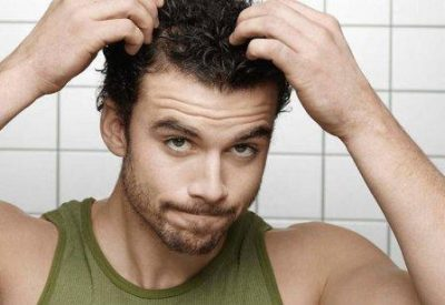 Выпадение волос у мужчин в молодом возрасте