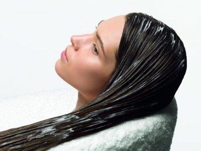 Маска от выпадения для волос с горчицей