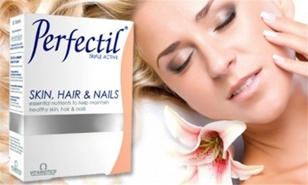 Витамины для волос против выпадения