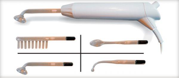 Дарсонваль при андрогенной алопеции