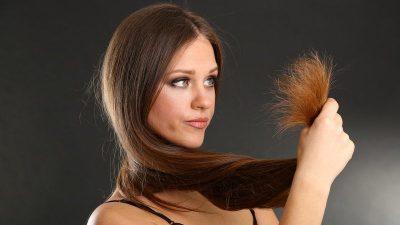 Маска от секущихся волос