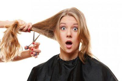 Волосы посеченные по всей длине что делать