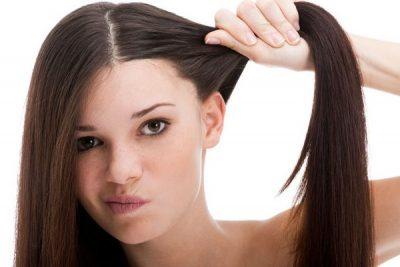 Как восстановить секущиеся волосы по всей длине