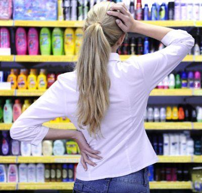 РЕКОМЕНДУЮ! Шампунь против выпадения волос