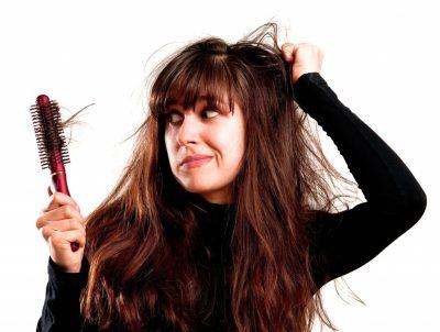Чем промывать волосы от выпадения