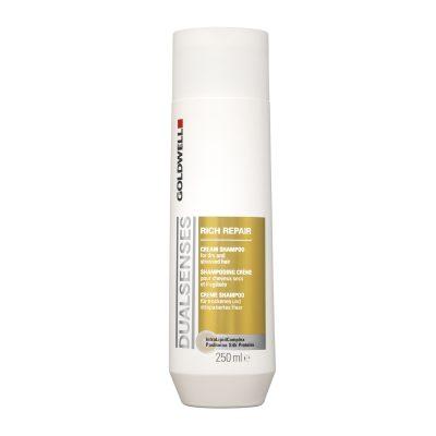 Лечебный шампунь для сухих волос