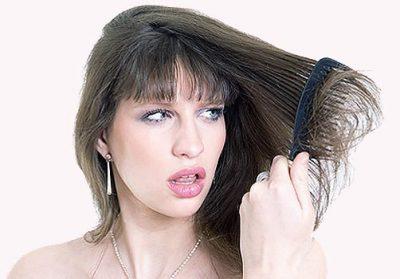 Очень сухие волосы - Что делать?