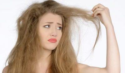 Народные средства от сухости волос