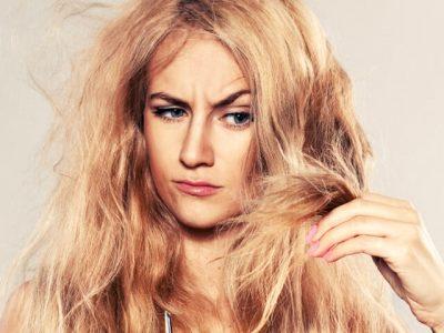 Сильно пересушенные волосы что делать