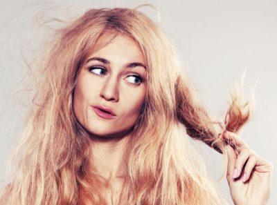 Что такое секущиеся волосы