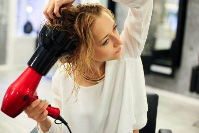 Прическа легкие волны на средние волосы