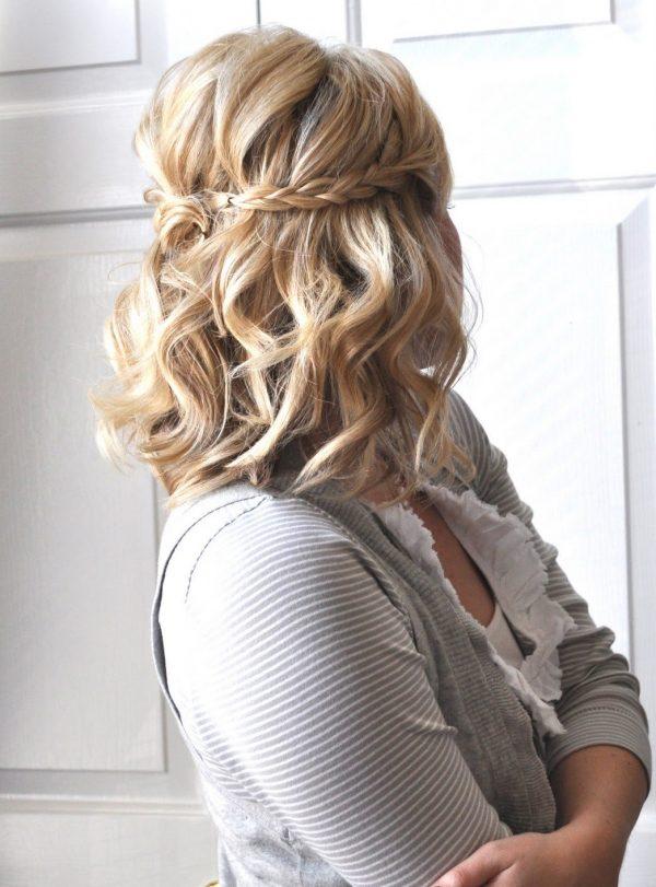 Утюжок для завивки коротких волос