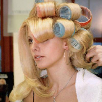 Делаем красивые волны на волосах дома