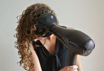 Как завить волосы быстро