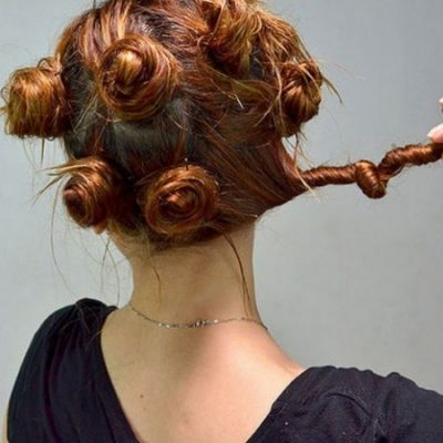 Как сделать кудри на длинные волосы