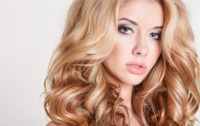 Как хорошо накрутить волосы