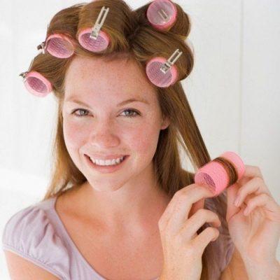 Как сделать красивые кудри (локоны) на средние волосы в домашних условиях?
