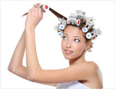 Как пользоваться бигудями-липучками? Как накрутить на средние, короткие и длинные волосы? Как правильно закручивать большие бигуди?