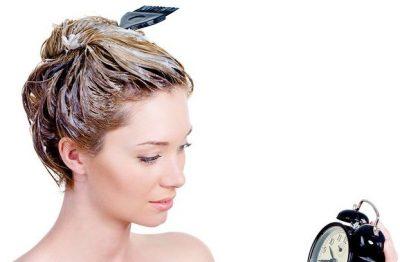 Маска для волос с молоком