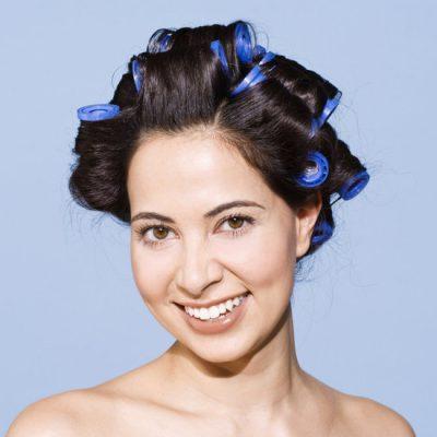 Сколько надо держать термобигуди на волосах