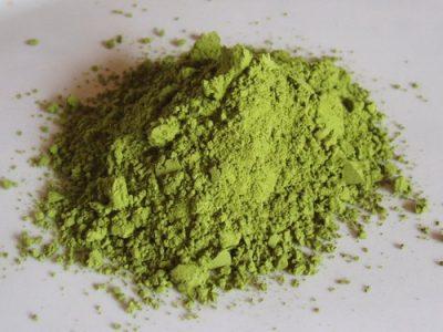 Маска из зеленой глины для волос