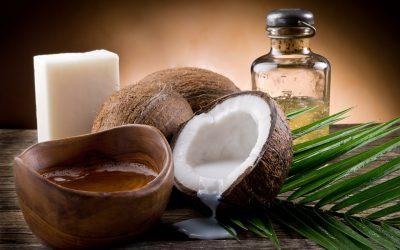 Кокосовое масло для смывки волос