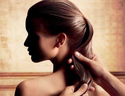 Несмываемое масло для волос