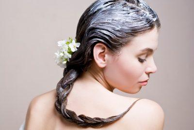 Маска для волос с витамином Е и А в домашних условиях