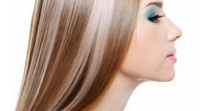 Масло для мелированных волос