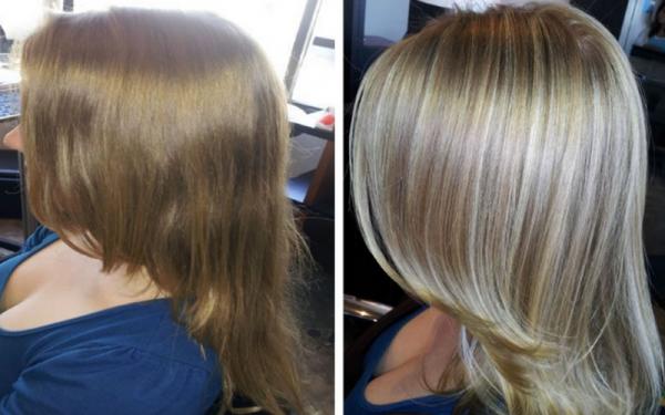 Секреты от стилистов: кому подходит пепельный балаяж на русые волосы и как подобрать нужный оттенок?