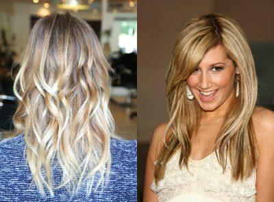 Шатуш на светлые волосы – техника окрашивания для блондинок, выбор красок