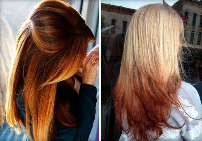 Омбре на русые волосы — цветное, пепельное, темное омбре, с розовым цветом на русые волосы: варианты окрашивания, фото